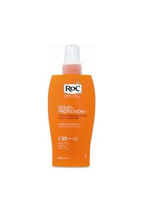 Roc Soleil Protexion Spf 30 Spray Lotion 200 Ml