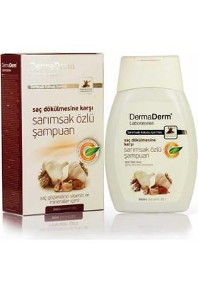 Dermaderm Sarimsak Özlü Şampuan 300 Ml