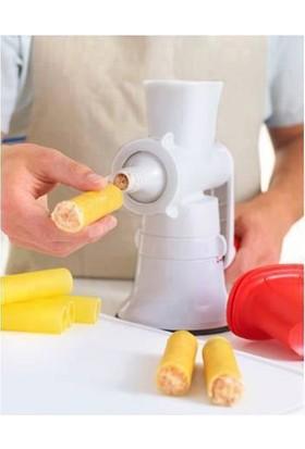 Tupperware Kıyma Makinesi ( Kurabiye Ve Sucuk Aparatılı )