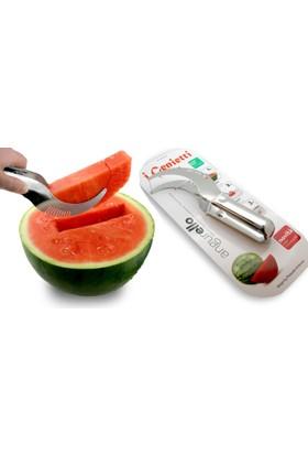 Fonnava Pratik Kavun Karpuz Kesme Dilimleme Bıçağı