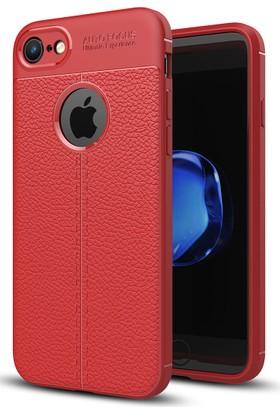 Case 4U Apple iPhone 6 Kılıf Darbeye Dayanıklı Niss Kırmızı