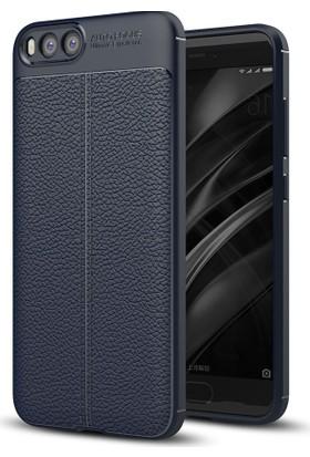 Case 4U Xiaomi Mi 6 Kılıf Darbeye Dayanıklı Niss Lacivert