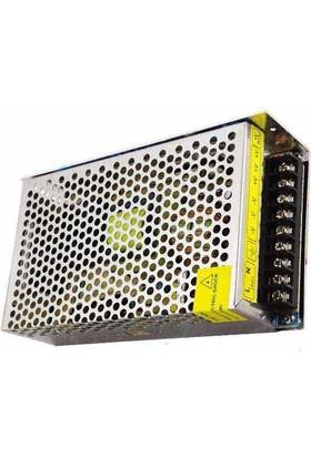 Elektromer 5 V 30 A Metal Kasa Adaptör