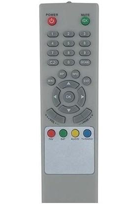 Mersat Silvermax Satcom Qmax Kumanda