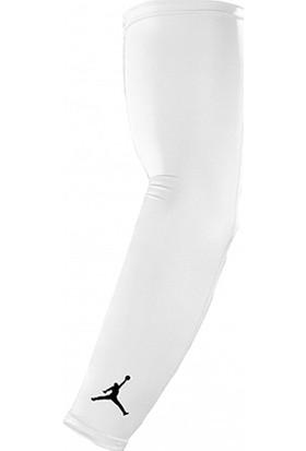 Jordan Shooter Sleeves Streç Kolluk Beyaz JKS04-101