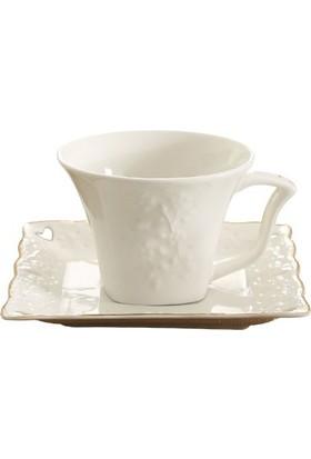 Emsan Lovely 12 Parça 6 Kişilik Kahve Fincan Takımı