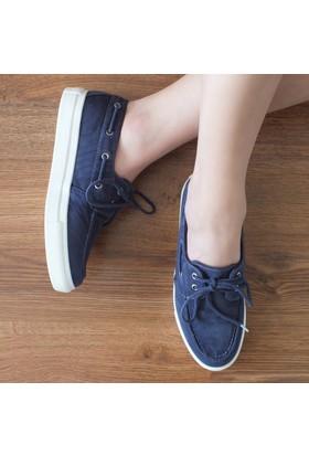 Modabuymus Kadın Günlük Keten Ayakkabı