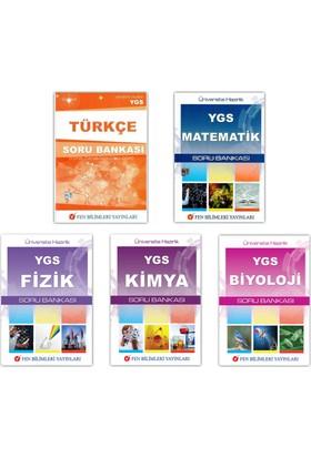 YGS MF Soru Bankası Seti Fen Bilimleri Yayınları