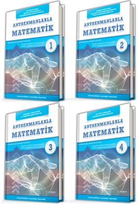 Antrenmanlarla Matematik Kitap Seti 1-2-3-4