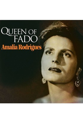 Queen Of Fado Amalia Rodrigues (LP) 180gr