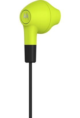 Motorola Earbuds Sarı Kablolu Kulaklık