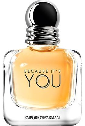 Emporio Armani Because It's You Edp 100Ml Kadın Parfüm