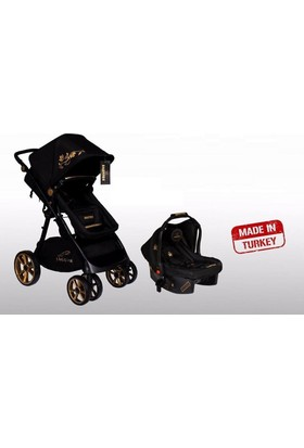 Babyfox Jaguar Travel Puset - Gold