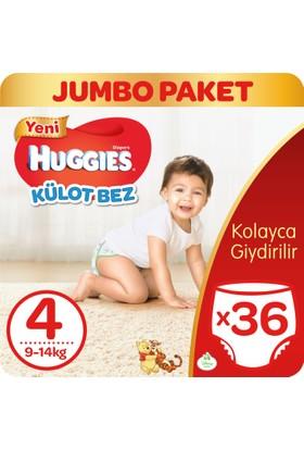 Huggies Pants Külot Bebek Bezi 4 Beden Maxi 9-14 kg 36 adet
