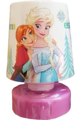 Frozen Elsa & Anna Gece Lambası