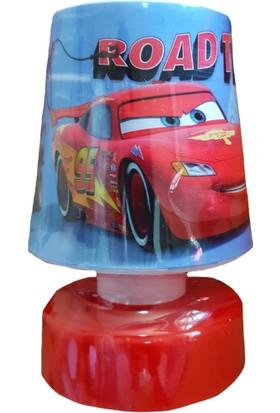 Dısney Cars Gece Lambası