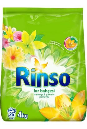 Rinsomatik Çamaşır Deterjanı Kır Bahçesi 4 KG