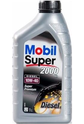 Mobil Super™ 2000 X1 10W-40 Motor Yağı (1Lt)