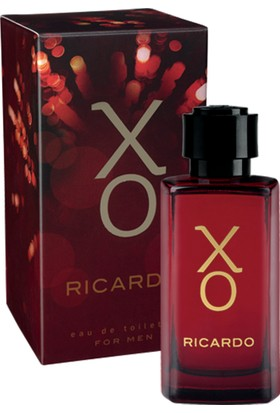 Xo Ricardo Men Edt 100 ml