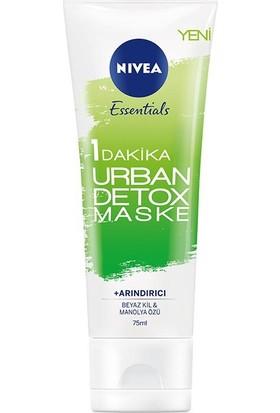 Nivea Urban Skin Detox Yüz Maskesi 75 Ml