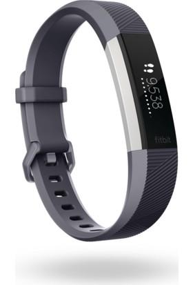 Fitbit Alta HR Akıllı Bileklik Blue Gray - Large - FB408SGYL-EU