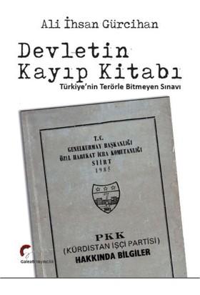 Devletin Kayıp Kitabı:Türkiye'Nin Terörle Bitmeyen Sınavı…