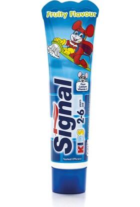 Signal KidsMeyve Aromalı Diş Macunu6-12 Yaş