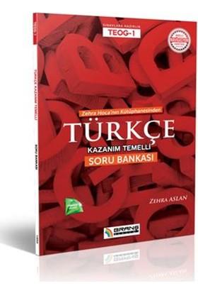 Teog 1 Türkçe Kazanım Temelli Soru Bankası