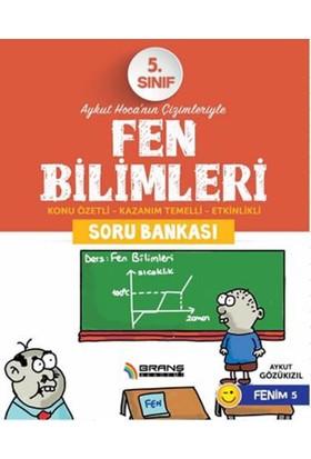 5. Sınıf Fen Bilimleri Konu Özetli Kazanım Temelli Etkinlikli Soru Bankası