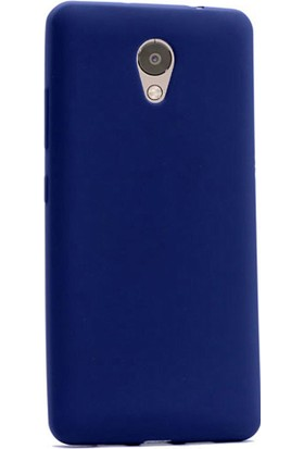 Gpack Lenovo Vibe P2 Kılıf Premier Yumuşak Silikon Case +Cam