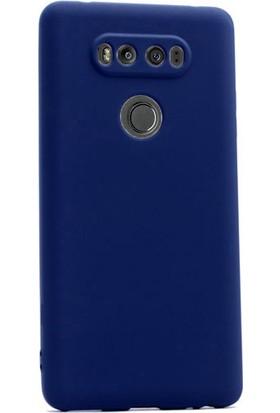 Gpack LG V20 Kılıf Premier Yumuşak Silikon Case +Cam