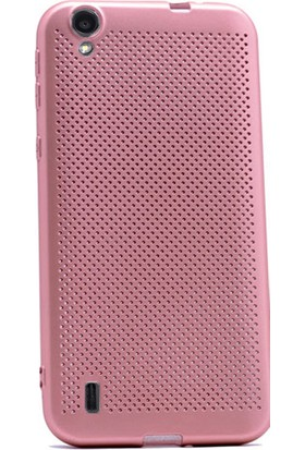 Gpack Vestel Venüs V3 5000 Kılıf Felix Delikli Silikon +Cam