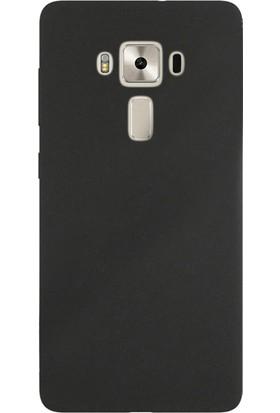 Gpack Asus Zenfone 3 Laser ZC551KL Kılıf Premier Yumuşak Silikon +Cam
