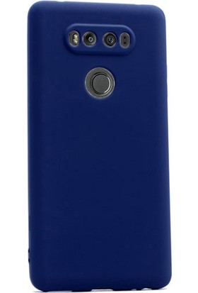 Gpack LG V20 Kılıf Premier Yumuşak Silikon Case +Kalem+Cam
