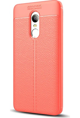 Gpack Xiaomi Redmi Note 4x Kılıf Niss Tarz Silikon Arka Kapak + Cam