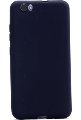 Gpack Vestel Venüs Z10 Kılıf Premier Silikon Yumuşak Doku Case + Cam