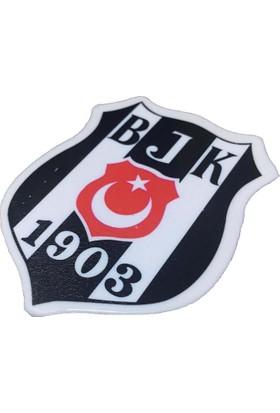 Beşiktaş Logo Şekilli Silgi (Lisanslı)