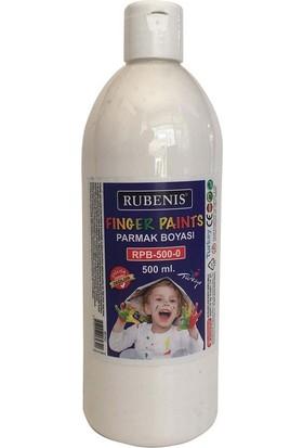 Rubenis Parmak Boyası 500 ml. Beyaz RPB-500-0