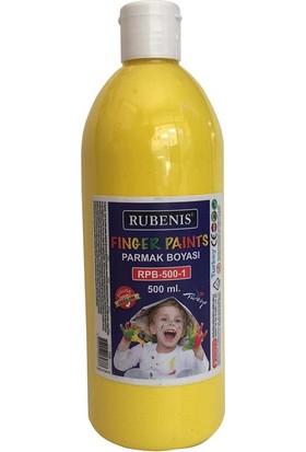 Rubenis Parmak Boyası 500 ml. Sarı RPB-500-1