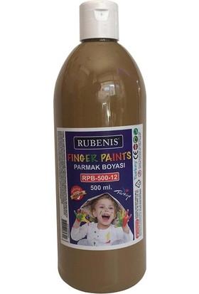 Rubenis Parmak Boyası 500 ml. Kahverengi RPB-500-12