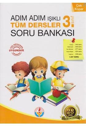 Adım Adım Işıklı 3. Sınıf Tüm Dersler Soru Bankası
