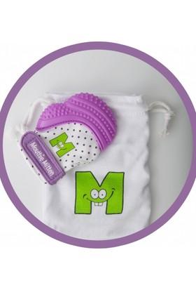Mouthie Mitten Diş Kaşıyıcı Eldiven - Mor