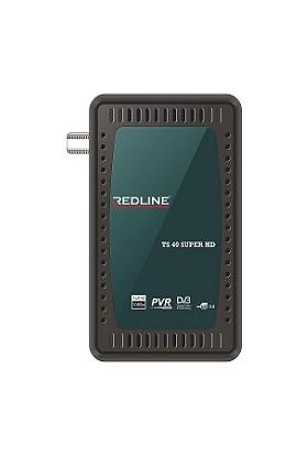 Redline TS40 Süper Mini Hd Uydu alıcısı