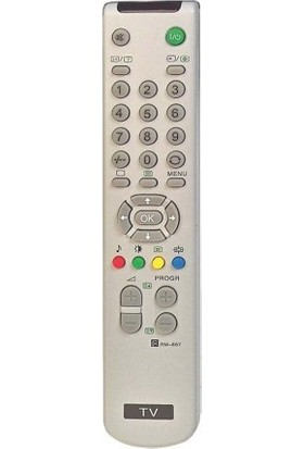Sony Rm 887 TV Kumandası