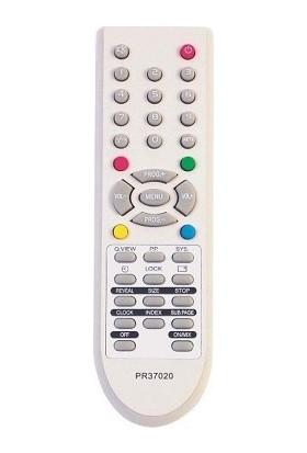 Premier PR37020 PR37029 55020T TV Kumandası