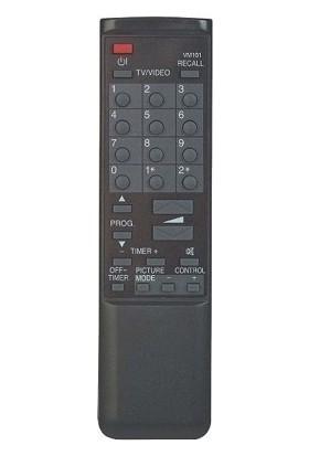Arçelik Beko Multi VM101 TV Kumandası