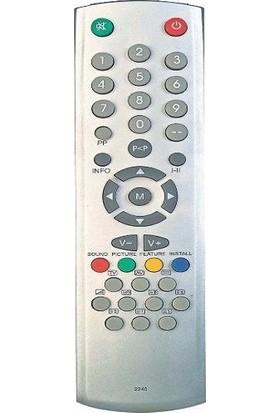 Vestel 2240 TV Kumandası
