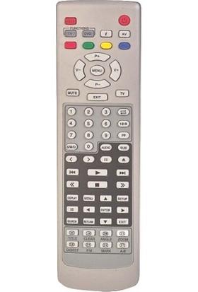Saba Telefunken Profilo Siemens DVD Li TV Kumandası