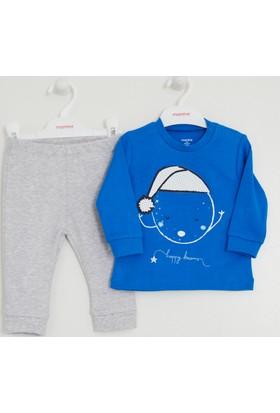 Mamino 9203 Pijama Bebek Takımı