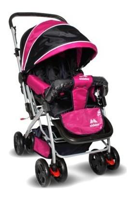 Aldeba 8028B Çift Yönlü Lüks Bebek Arabası